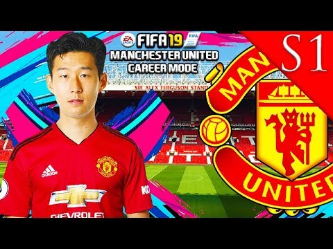 Xxx Mp4 HEUNG MIN SON SAVES THE POINTS FIFA 19 MANCHESTER UNITED CAREER MODE S1 6 3gp Sex
