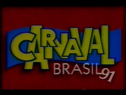 Desfile Completo Mangueira 1991 Manchete