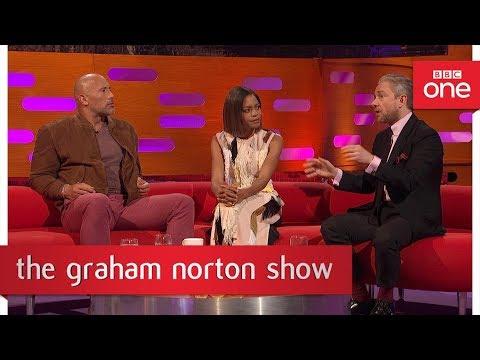 Xxx Mp4 Martin Freeman Has A Fear Of Choking The Graham Norton Show BBC 3gp Sex