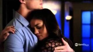 Aria and Ezra Season 1 Moments Part 1