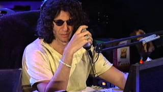 Howard Stern TV: Stuttering John At The Miracle House