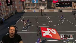 Savage Kid Hustles me on Gauntlet NBA 2K16