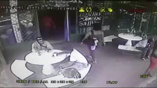 Kidnapped Woman Shown Liming At Bar