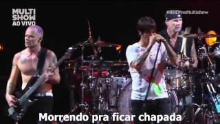 Red Hot Chili Peppers   Universally Speaking   Live at Rio de Janeiro, Brazil 09 11 2013 HD