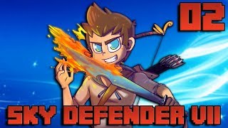 SKY DEFENDER VII : RUSH DU NETHER ! #02