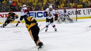 Maatta's blast gives the Penguins an early lead