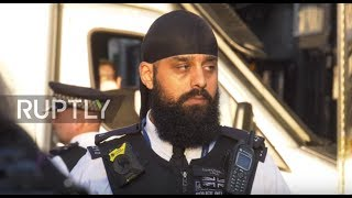 UK: Local residents describe Finsbury Park Mosque attack as