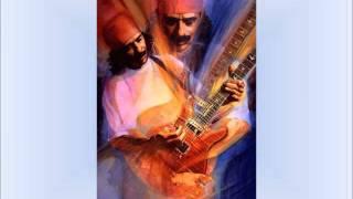 Santana - Somewhere In Heaven (Lyrics Video)