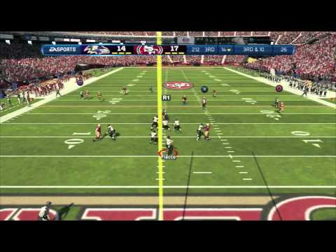 Madden NFL 13 GAMEPLAY - Bang My Wife But Don't Eat My Food