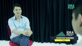 Christian Sugiono | MalesBanget.com: Don't Tell Your Idea But Show Them