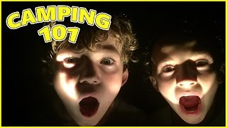 WHY IS CAMPING FUN? | We Are The Davises
