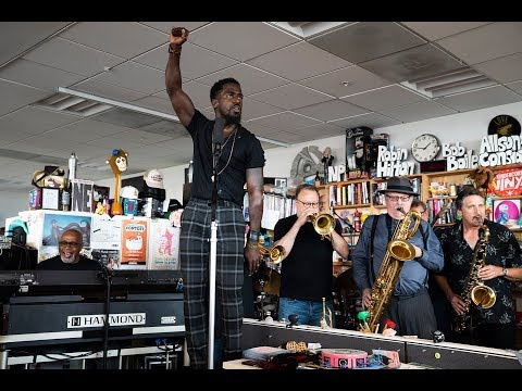 Tower of Power NPR Music Tiny Desk Concert