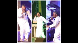 LEGENDARY!! Prince Bright of Buk Bak Steals Show At MTN Music Festival '18