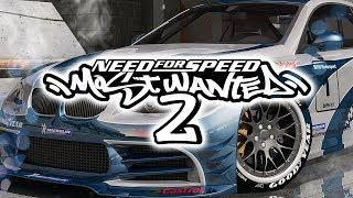 UNRELEASED NEED FOR SPEED MOST WANTED 2 BUILD GAMEPLAY!!