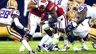 LSU Vs Wisconsin Full Football GAME HD 2014
