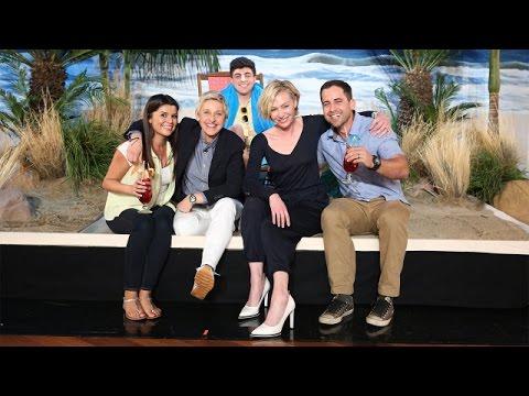 Ellen Makes a Dream Come True