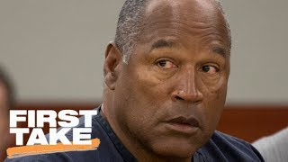 Stephen A. Sounds Off On O.J. Simpson Parole Hearing | First Take | May 23, 2017