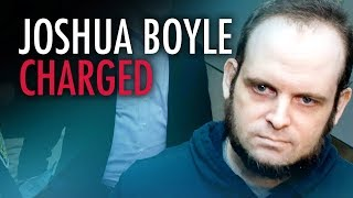 Bombshell drops in case of alleged kidnap victim Joshua Boyle