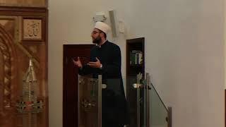 Allah dž.š. je muslimanima - vjernicima dao veliko dobro - Hfz. Hako ef. Omeragić, 12.01.2018. SANA