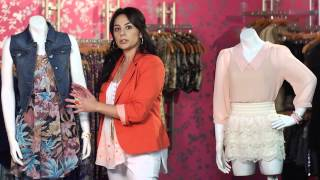 Clothing Styles to Suit Thin Bodies : Women's Clothes & Fashion