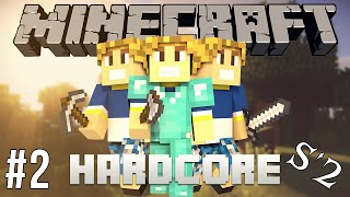 Minecraft Hardcore Survival - Sezon 2 - Büyük Proje - Bölüm 2