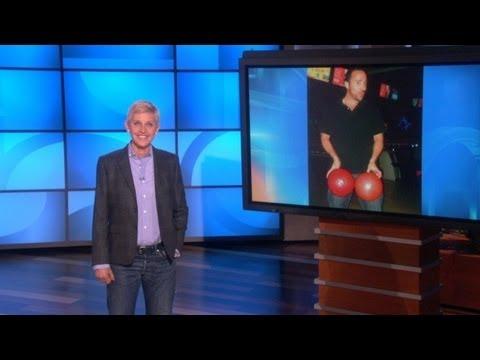 Ellen Gets Into Her Staff s Facebook