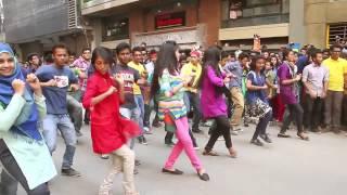 চার ছক্কা হই হই Performed by AIUB