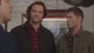 Supernatural Season 12 - Full Gag Reel (HD)