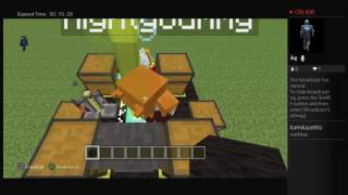 Minecraft,come join me,trying to freestyle