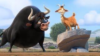 Ferdinand ALL TRAILERS - 2017 Animation