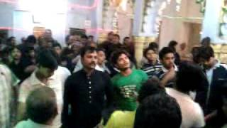 Anjuman-e-Hashmiya at Imambargah Late Salwat Ali Khan Part-1