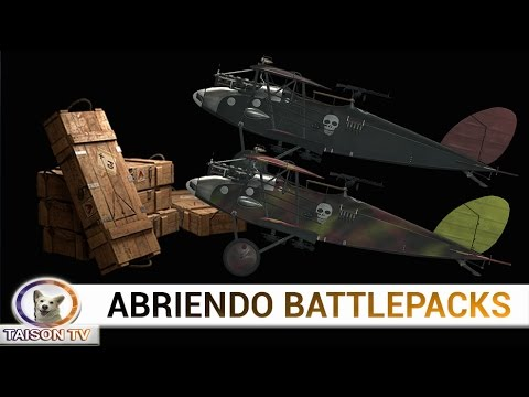 Battlefield 1 Abriendo Battlepacks Revisión 12.