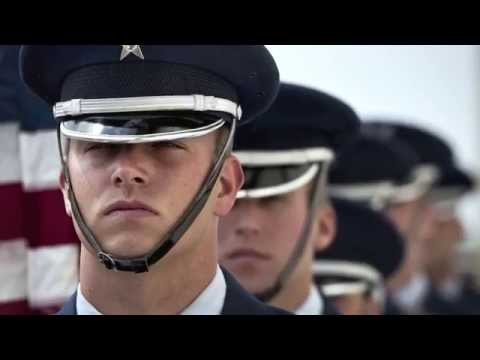 watch United States Air Force Oath of Service