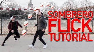 3 MOVES TO SOMBRERO FLICK SOMEONE - #28 be a champion with SEAN GARNER