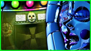 FNAF Sister Location ★BALLORA'S VOICE SECRET★ - (Five Nights at Freddy's Sister Location Teaser)