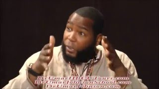 Dr  Umar Johnson White people Programmed Black People To Hate Themselves
