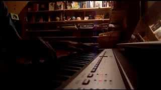 Danuvius - Audiomachine (piano cover - better quality)
