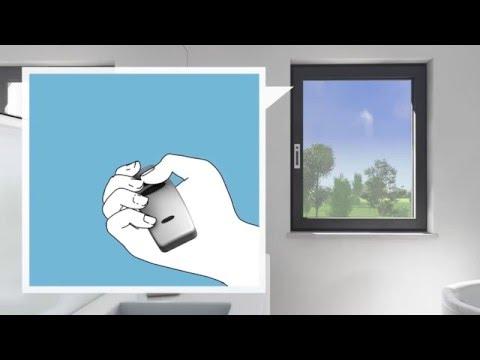 NOVOST: avtomatsko in nadzorovano odpiranje oken - energetsko varčna okna Satler