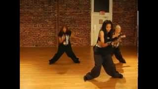 The Evolution DVD: Ciara teaches choreography to