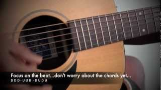 Mero Ashu - The Edge Band (Guitar chords, How to play)