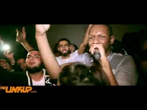 Giggs' Who's Dat Secret Party | @officialgiggs | Link Up TV