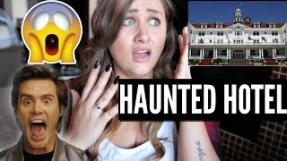 PARANORMAL EXPERIENCE AT THE HAUNTED STANLEY HOTEL!
