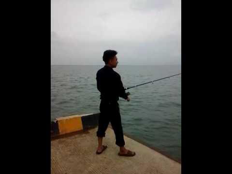 Mancing mania d laut Patimban