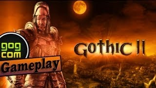 Gothic 2: Gold Edition [GOG] Gameplay (PC HD)