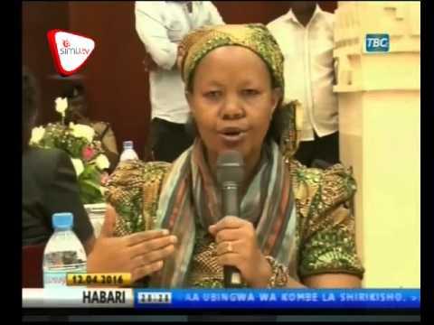 Bi Samia Suluhu Awaaswa Wanawake Nchini