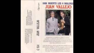 Juan Vallejo   Han muerto los cuatro muleros   Cassette   1980   03    De rosas rojas un dia