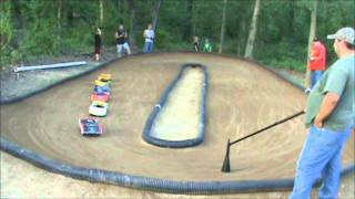 rc late model a feature at BWS 7 9 11