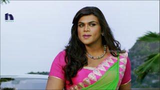 Manchu Manoj As Mohini Entrance Comedy Scene - Pandavulu Pandavulu Tummeda Movie Scenes