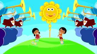 What a Wonderful Day - Baby TV - Educational short for kids