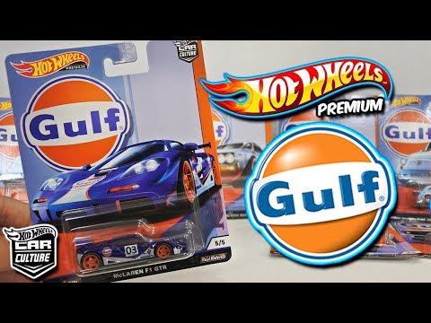 Xxx Mp4 Gulf Car Culture Caja Case G 2019 Hot Wheels Premium Volkswaguen Nissan Ford Fiat McLaren 3gp Sex